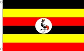 Oeganda vlag