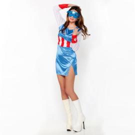 Captain America dream jurkje