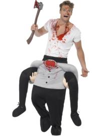 Gedragen halloween kostuum