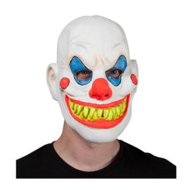Neon uv clown masker