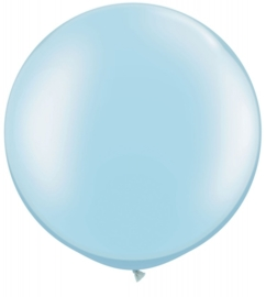 Ballon 90cm blue qualatex