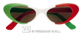 Italiaanse damesbril