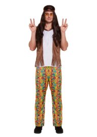 Hippie kostuum | mannen