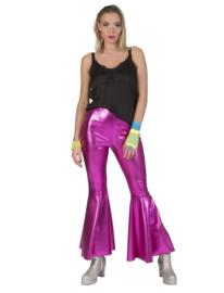 Pink broek disco fever