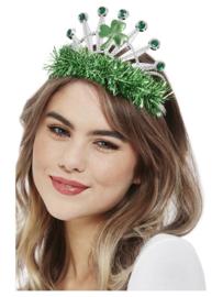 St. Patricks Day Tiara kroontje