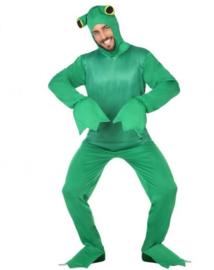 Kikker kostuum fun