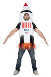 Rocket man kostuum