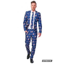 Amerika suitmeister kostuum