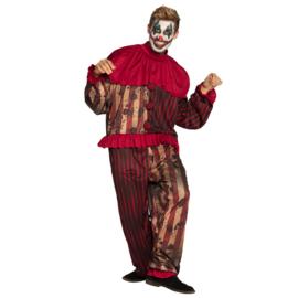 Midnight clown kostuum