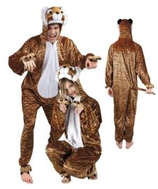 Tijger kostuum plushe