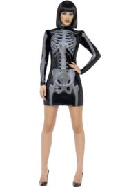 Miss Whiplash skeletjurkje