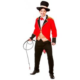 Circus ringmeester kostuum