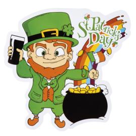 Wanddecoratie St. Patricks day