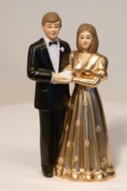 Bruidspaar man en vrouw
