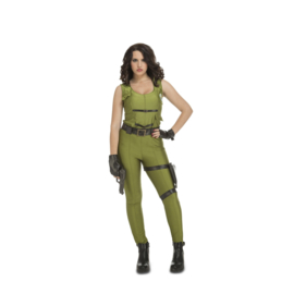 Lara Croft kostuum perfect