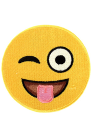 Applicatie Smiley tong