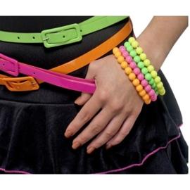 Neon armbandjes