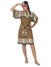 Indianen moonlight jurkje   Indiaan lady
