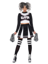 Fever Gothic Cheerleader kostuum