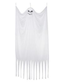 Hangdecoratie spook 215cm licht