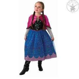Anna Frozen Musical Light Up kinder kostuum