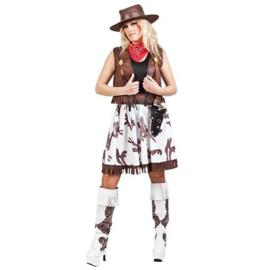 Cowboy girl jurk