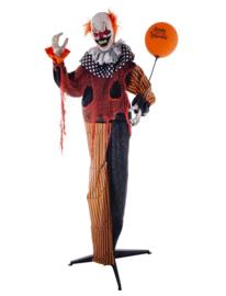 Staande Jolly clown XL deco