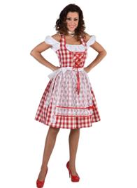 Dirndl jurkje Rosie lang