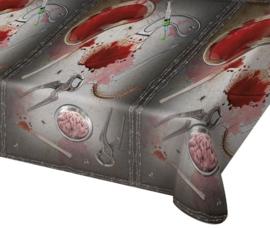 Tafelkleed bloody halloween