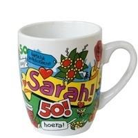 Mok Sarah 50!