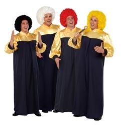 Gospelkoor kostuum