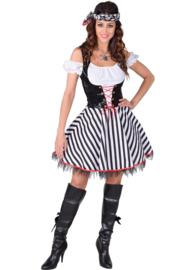 Sexy piraten jurkje OP=OP