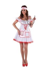 Verpleegster Jackie op=op