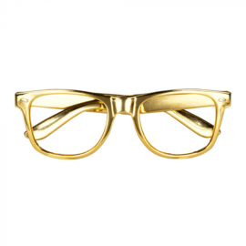 Partybril | goud