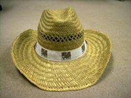 Cowboyhoed riet