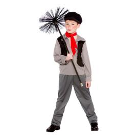 Dickens kostuum schoorsteenveger