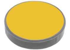 Grimas creme schmink 201 | 15 ML donker geel