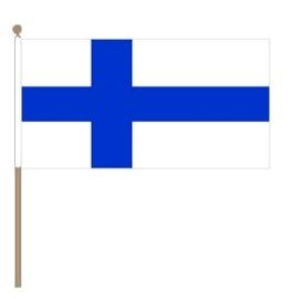 Zwaai vlaggetje Finland