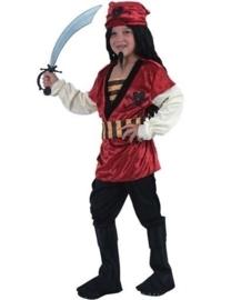 Piraat of the Carribean kostuum