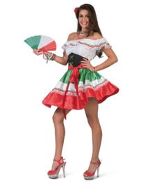 Mexicaanse maria jurkje dames | Mexico lady