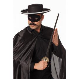 Zorro zwaard + masker
