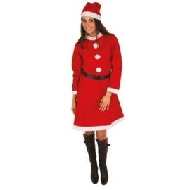 Kerstjurkje dames goedkoop