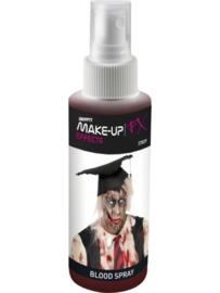 Bloed spray
