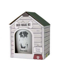Dog mug - Friese Stabij | Honden mok