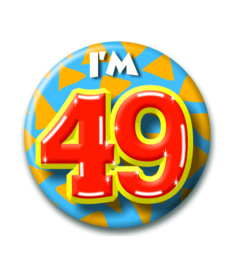 Button 49 jaar