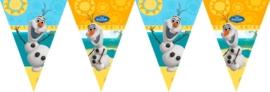Frozen olaf vlaggenlijn OP = OP