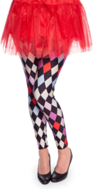 Legging clown diamond multicolor