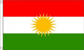 Koerdistan vlag