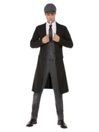 Peaky Blinders Shelby Mannen kostuum
