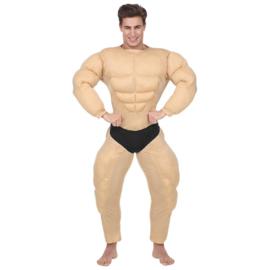 Body builder kostuum